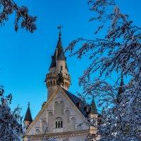 Замок Нойшванштайн (вариант 3) :: Виктор Льготин