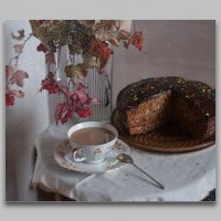 Угощение для сладкоежек... :: Рудая Галина