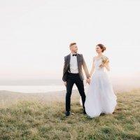 Свадебная фотосессия на природе :: Александр Кравченко
