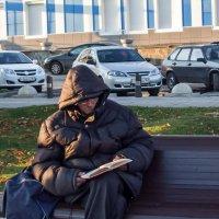 Подмерзающий читатель стихов :: Варвара