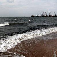 Морской пейзаж :: Svetlana Lyaxovich