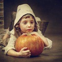 Не легко быть Золушкой... :: Elena Klimova