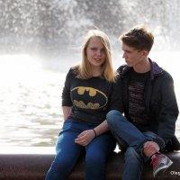 мальчик с девочкой дружил :: Олег Лукьянов