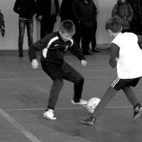 Футбольный танец :: Дмитрий Петренко
