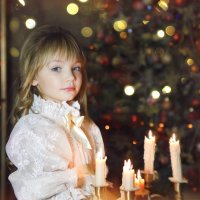 Магия рождества :: Ann Vais