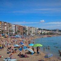 Испания пляж :: kuta75 оля оля