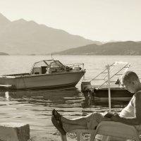 О чтиве и рыбалке :: Николай Ярёменко