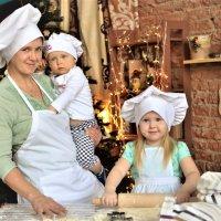 Рождественская кухня :: Евгения Сихова