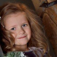 Волшебный взгляд детства :: Юлия Масликова