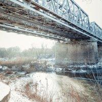 Железнодорожный мост :: Сергей Антонов