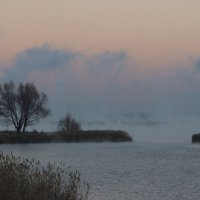 Утро над Голубым заливом. :: Ирина Королева