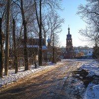 Старообрядческий храм :: Максим Ершов
