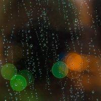 Капли ледяного дождя :: Светлана