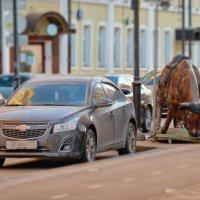 Московский паркинг. :: Сергей Басов