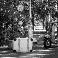 Путешественник :: Елена Пахомычева