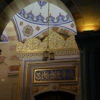 """Мечеть """"Сердце Чечни"""" (Из цикла """"Один день в Чечне"""") :: Алиса Колпакова"""