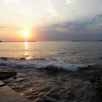 Утомлённое солнце... :: Регина Пупач
