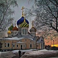 Вечером , в Переделкино... :: Viacheslav Birukov