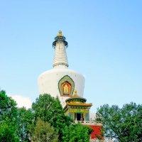 Пекин, парк Бэйхай, Белая Башня :: Евгений Васин