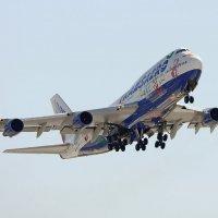 Boeing 747-400 :: Олег Савин