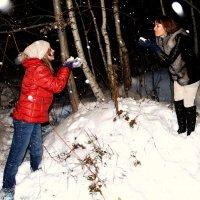 первый снег :: Алексей Совалев