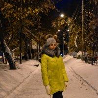 Зимняя Ксюша :: Света Кондрашова