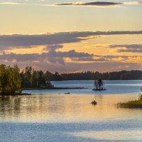 Отдых на озере. :: Фёдор. Лашков
