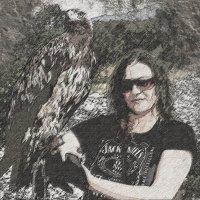 девушка с птичкой :: Юлия Денискина