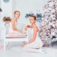 Новогодние балерины 3. :: Ольга Егорова