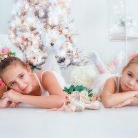 Балерины. Сестрички! :: Ольга Егорова