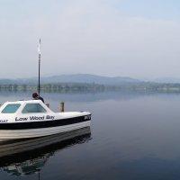 Безветренное утро на озере :: Natalia Harries