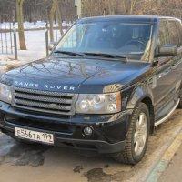 Range Rover :: Дмитрий Никитин