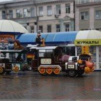 Весёлый паровозик. :: Anatol Livtsov