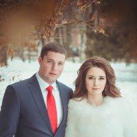 Виктор и Евгения :: Anton Kudryavtsev
