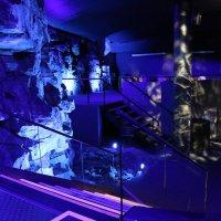 Интерактивный кинозал в бункере под мысом Нордкап :: Ольга