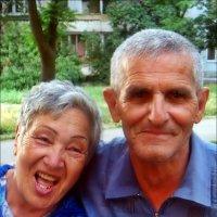 Клара и Иван: 50 лет вместе! :: Нина Корешкова