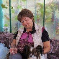 Дама с собачкой ) :: Natali