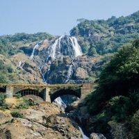 Водопад Дудсагар :: Станислав Маун
