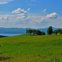 На пути к озеру :: Сергей Чиняев