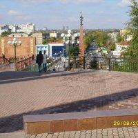 Чуток города, где ещё недавно жил. Шымкент. :: Вячеслав Медведев