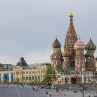 Из архитектуры Москвы. :: Александр Назаров