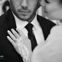 Мои прекрасные пары. Свадьба Фейги и Наора :: Dmitry Pechinsky