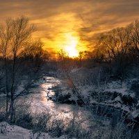 закат :: Sergey Gorelov