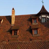 Черепичные крыши Германии :: mikhail