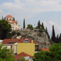Церковь (Греция) :: Елена Милая