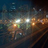 Вид из окна метро :: Радий Тен