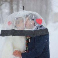 под зонтиком :: Алёна Горбылёва