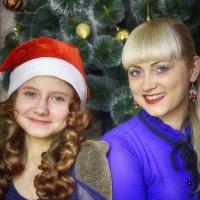 мама и дочь :: Ксения