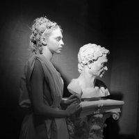 модель и скульптура :: Svetlana Shalatonova