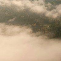 Над облаками... :: Сергей Герасимов